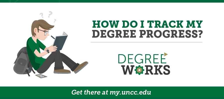Track your degree progress in Degree Works